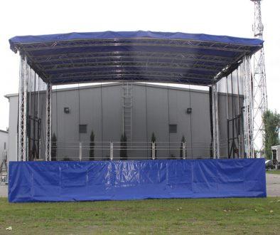 Outdoor Concert Stages