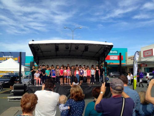 Gold Coast Stage Hire