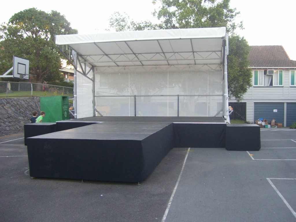 Stage Supplier