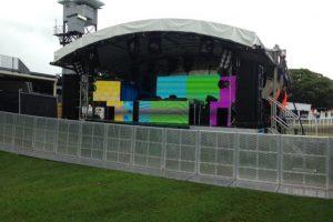 Sunshine Coast Crowd Control barriers