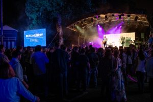 Festival Hire Service - Blue for Alex 7