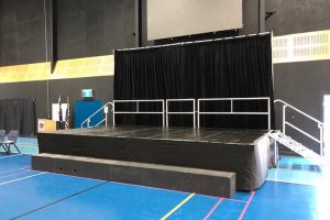 Stage Manufacture