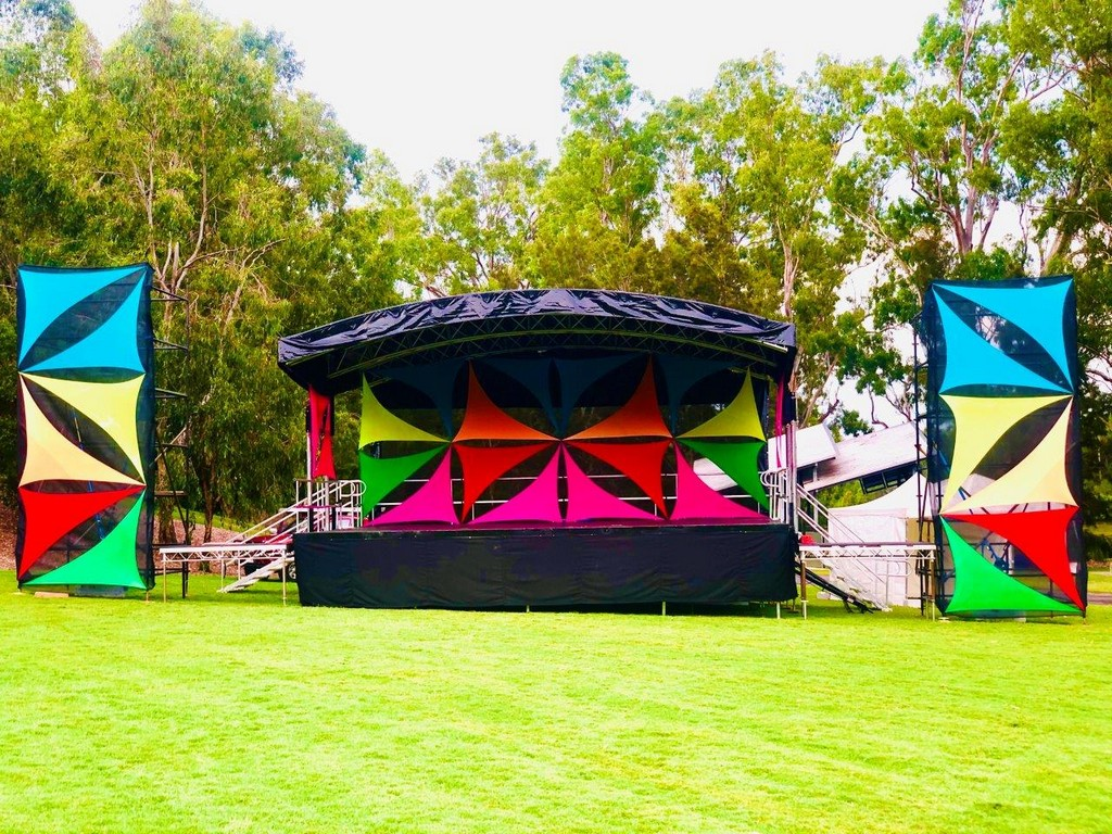 Portable Concert Stage
